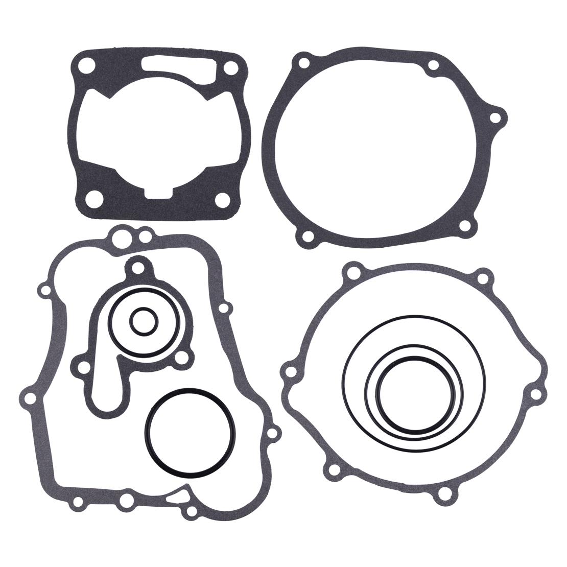 Motorcycle Engine Complete Gasket Kit Top Amp Bottom End Fit