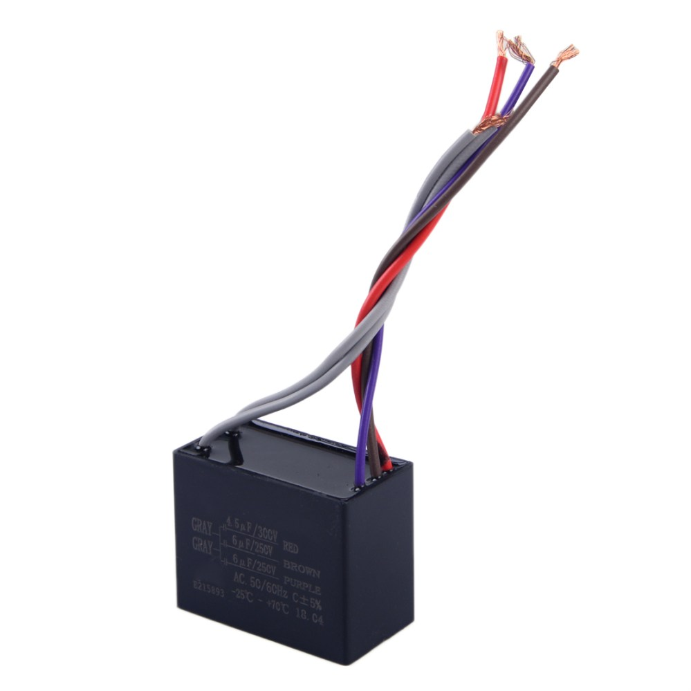 medium resolution of 4 cbb61 capacitors control the start and stop mechanisms and fan speeds on many different types of ceiling fans motors using these types of capacitors