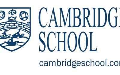 Cambridge School, nou patrocinador