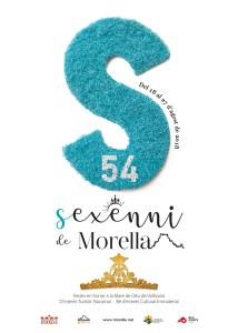 Actuació festes Sexenni Morella