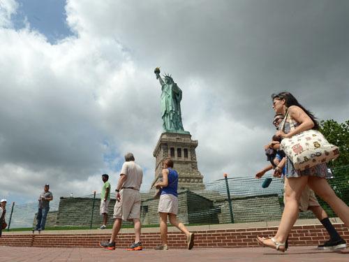 赴美生子 美國旅游業加大吸引中國游客前來觀光 歡迎中國人來美國-美國喜多月子中心