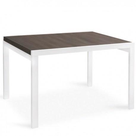Tavolo allungabile a libro in legno  PONENTE