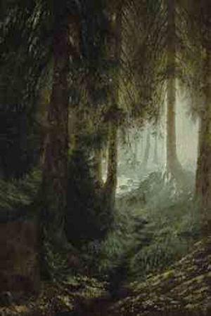 Gustave Doré: Forest Landscape