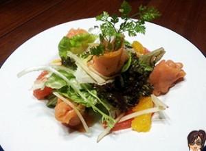 Citrusy Salmon (RM22)
