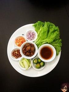 Sambal Fish Salad (Starter)