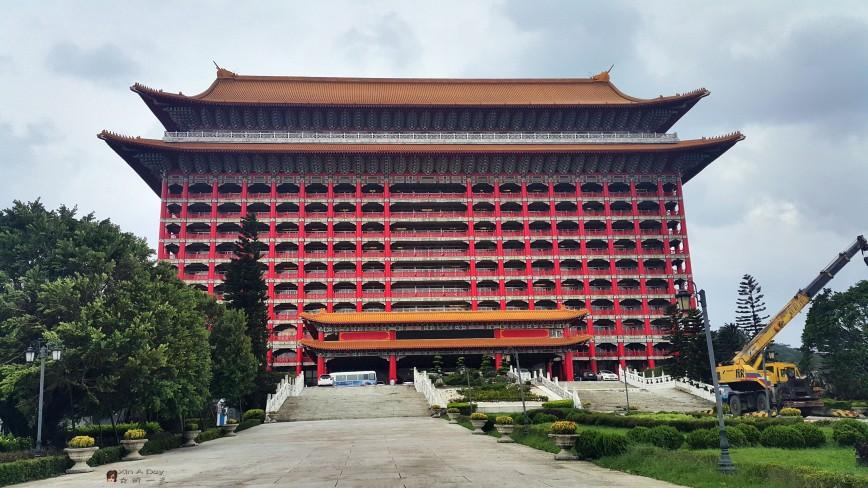 台北圆山大饭店 Taipei Grand Hotel