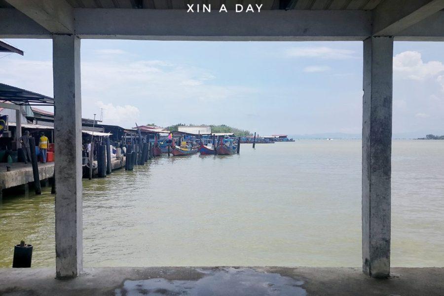 高渊港口 Sungai Udang Fish Village @ Nibong Tebal