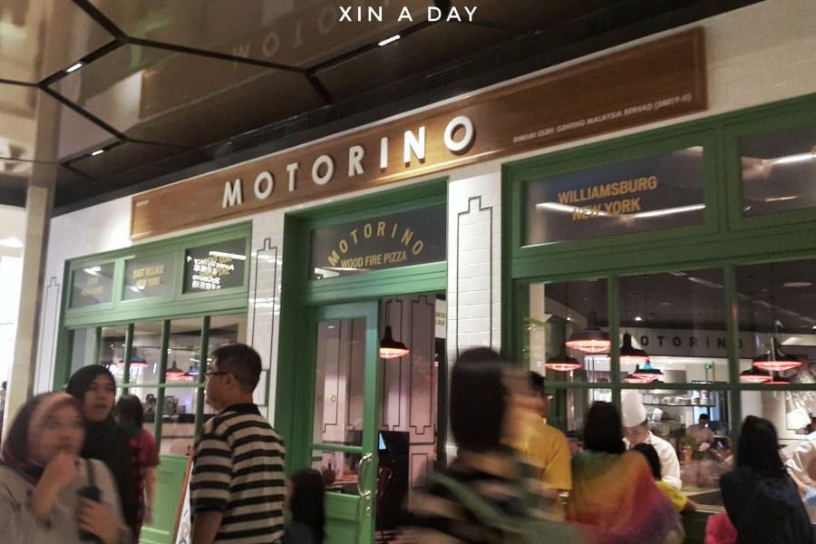 motorino genting