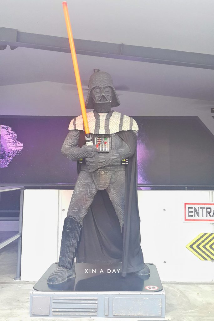 Star wars X Legoland