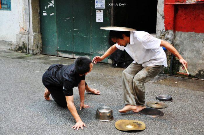 鬼仔巷 (Lorong Panggung)