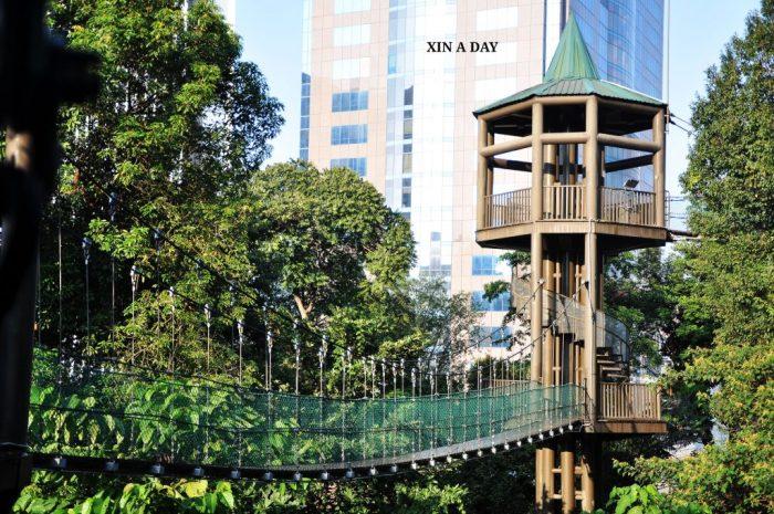 KL Eco Forest Park @ Raja Chulan