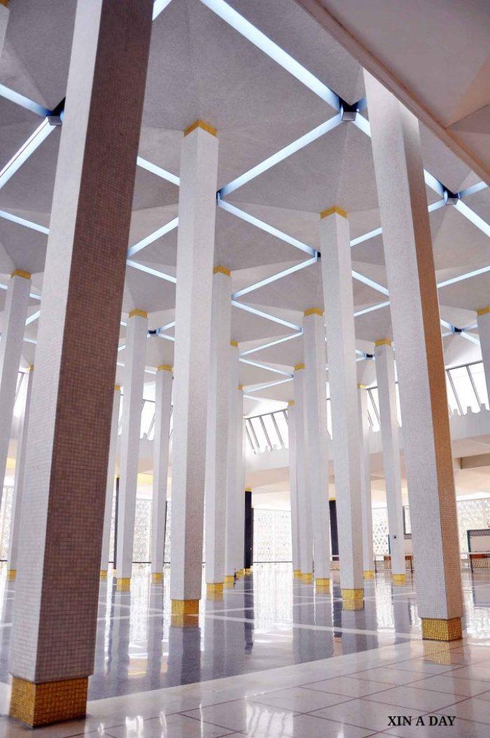 ❤ 国家清真寺 Masjid Negara ❤