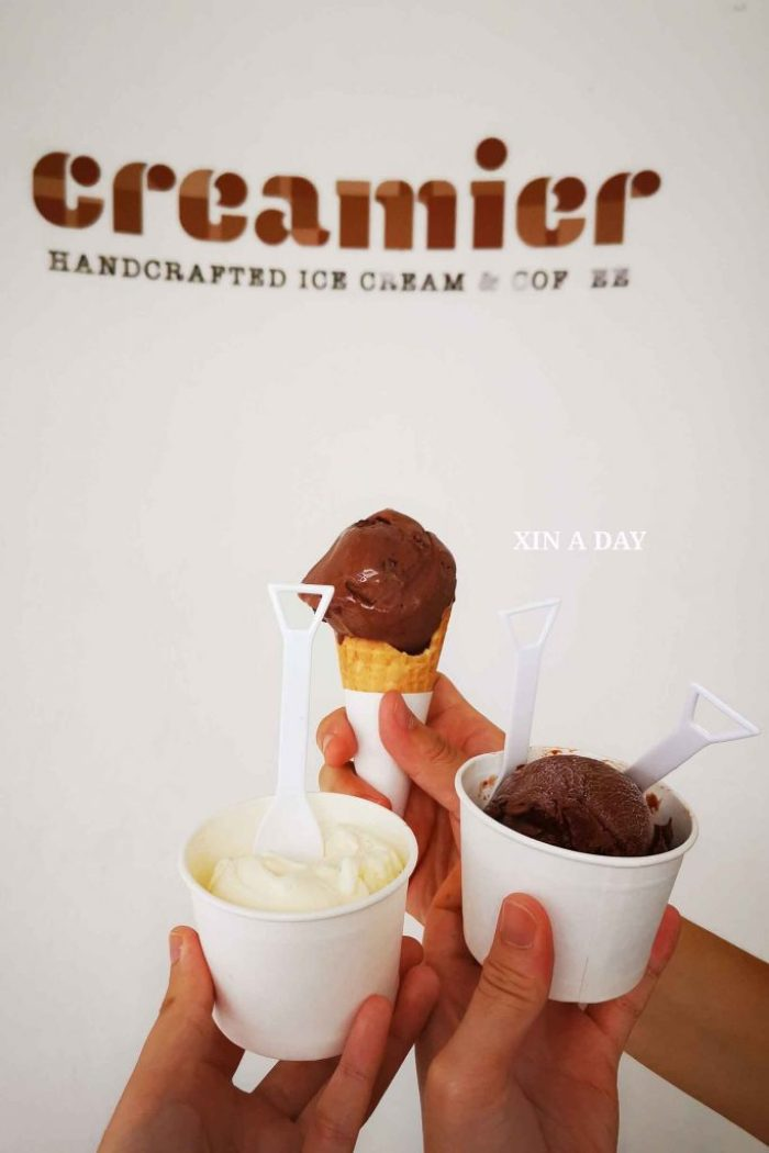 Creamier Handcrafted Ice Cream and Coffee