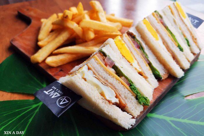 ANT Club Sandwich