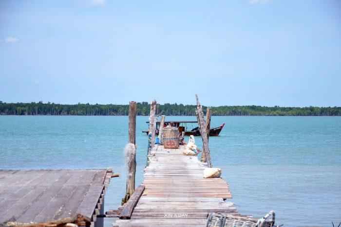 雪兰莪五条港 Sungai Lima Selangor