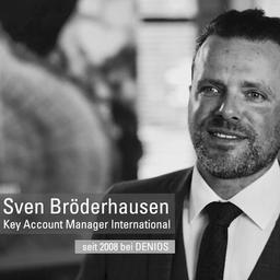 Sven Brderhausen  Senior Key Account Manager