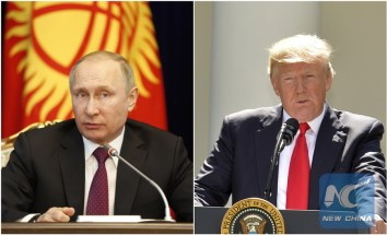 Image result for trump putin trade war