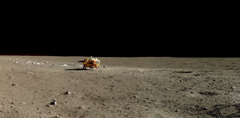 Image result for Chang'e-4