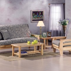 Futon And Chair Set How Much Is A Massage Couch Night Day Corona Frame Xiorex