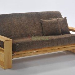 Queen Sofa Bed No Arms L Shaped 10 Seater Princeton Futon Night And Day Bookcase Arm ...