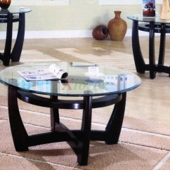 Set Of Tables For Living Room Mirrored Ursa 3 Piece Table Xiorex
