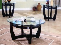 Ursa 3 piece Living Room Table Set
