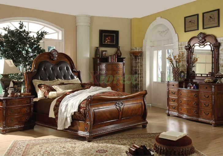 Bed Furniture Traditional