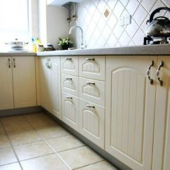 Kitchen Floor Marble Cost To Reface Cabinets 金牌橱柜门整体橱柜安装效果图 5款厨房整体橱柜装修高度设计图片-秀居网