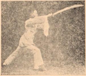 《內家拳太極功玄玄刀》 吳圖南 (1934) - photo 9
