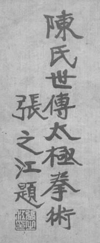 TAIJI BOXING ACCORDING TO CHEN ZIMING | Brennan Translation