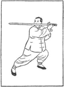 YANG STYLE TAIJI SWORD ACCORDING TO CHEN YANLIN | Brennan Translation