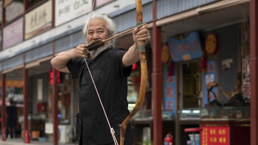 Chinese Martial Arts in the News: Oct. 22 2018: Archery, Kung Fu Villages and the Lives of Detective Dee