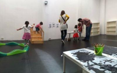 De Dag van het Kind Chinese workshop