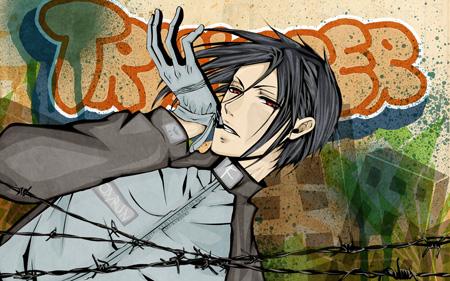 Kuroshitsuji (Black Butler, 2008)