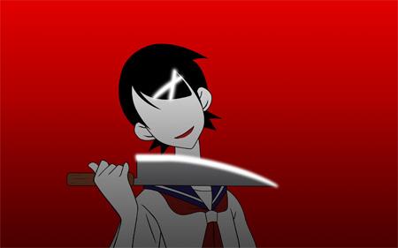 Fuura Kafuka | Sayonara Zetsubou Sensei (2007, 2008, 2009)