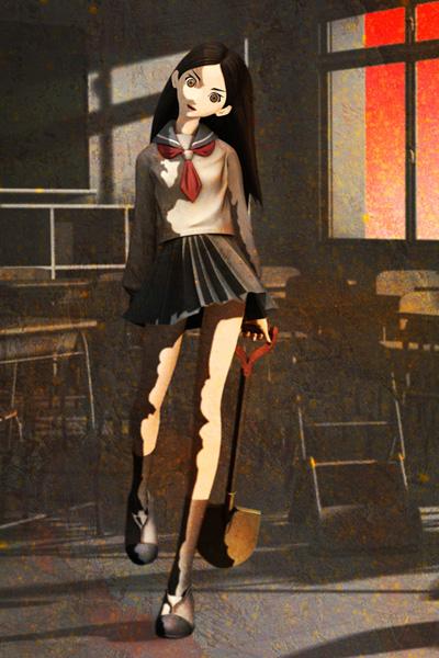 Kitsu Chiri | Sayonara Zetsubou Sensei (2007, 2008, 2009)