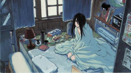 Komori Kiri | Sayonara Zetsubou Sensei (2007, 2008, 2009)