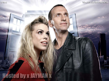 The Ninth Doctor & Rose Tyler