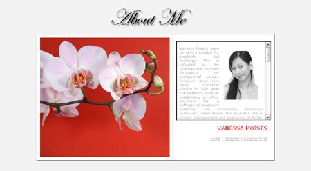Vanessa's Website