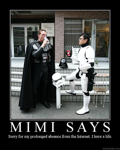 Mimi Says