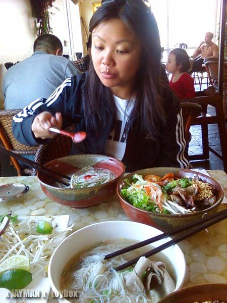 Filipinas & Vietnamese Dishes