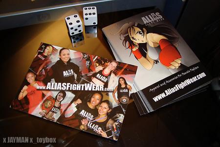 ALIAS Flyer by xJAYMANx