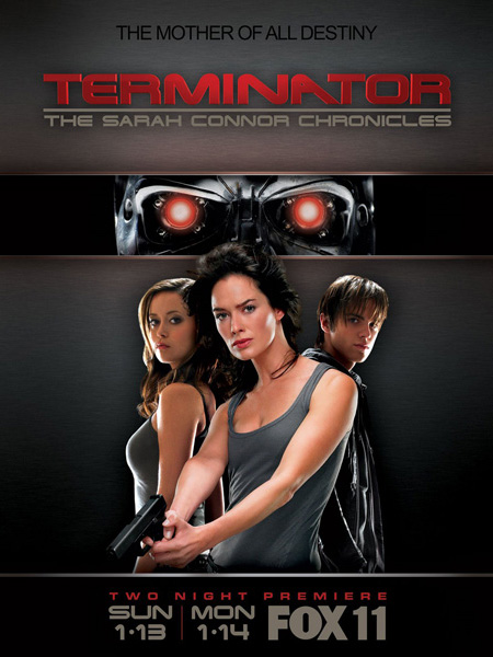 Terminator: The Sarah Connor Chronicles (2008)