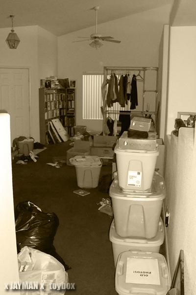 04-05 July | Lisa Weekend Packing