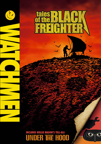 Watchmen - Tales of the Black Freighter (Feature, 2009)