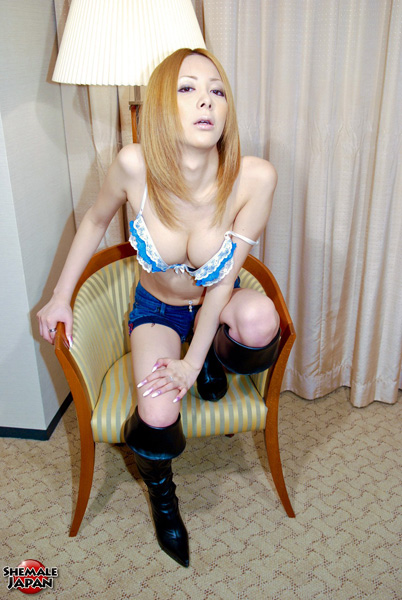 Hime Tsukino (Shemale Japan, 2008-2009)
