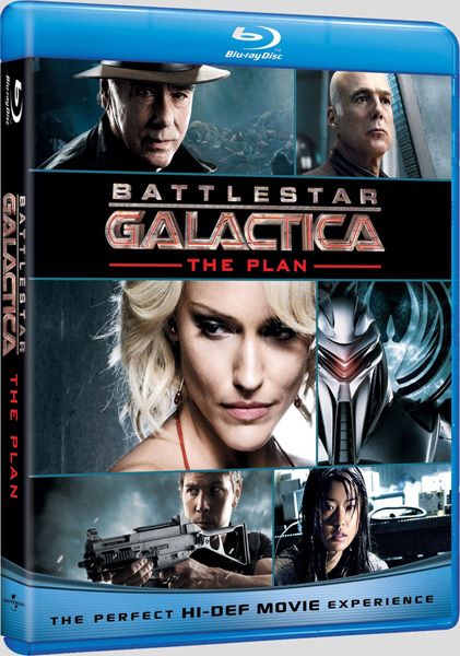 Battlestar Galactica - The Plan (2009)