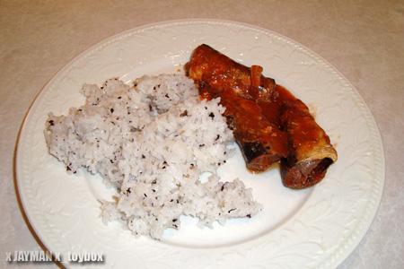 Zojirushi Rice Cooker, Shiso Seasoning, Onigiri Rice Balls