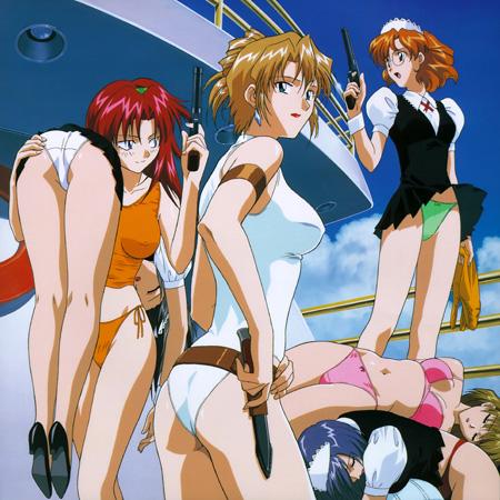 Aika Sumeragi | Agent Aika (1997)