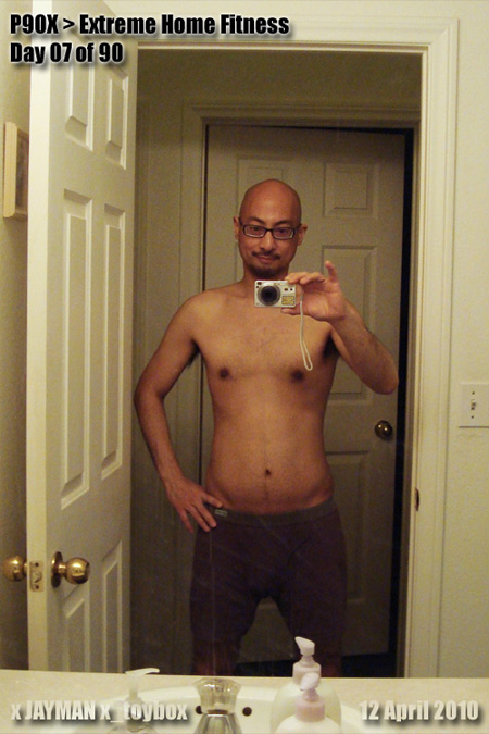 From P90X to Insanity